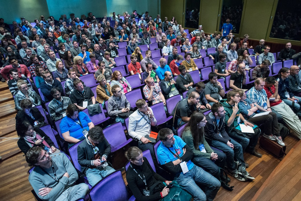 The first day at WordCamp Europe 2013#wceu