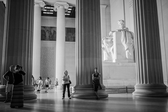 Lincoln Memorial, Washington DC